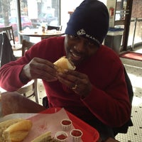 Photo taken at Abner's Cheesesteaks by NNamdi S. on 2/2/2013
