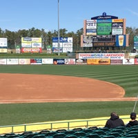 Photo taken at FirstEnergy Park by NNamdi S. on 4/21/2013