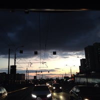 Photo taken at носовихинское шоссе 9 by Polly D. on 8/23/2014