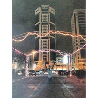 Photo taken at Crowne Plaza Bahrain by Evansquare T. on 8/11/2013