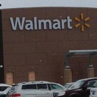 Photo taken at Walmart Supercenter by Brooks J. on 1/21/2013