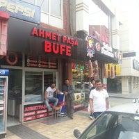 Photo taken at Ahmet Paşa Büfe by Selçuk Ü. on 8/27/2015