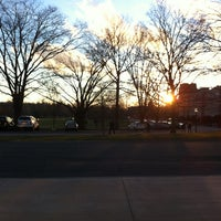 Photo taken at Torgersen Hall by Ankit A. on 1/31/2013