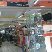 Photo taken at Pos Indonesia by Djony H. on 11/17/2017