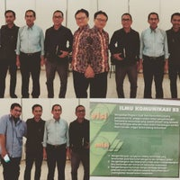 Photo taken at Institut Ilmu Sosial dan Ilmu Politik (IISIP) by Djony H. on 5/10/2017