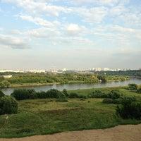 Das Foto wurde bei Смотровая площадка von Alexander G. am 7/12/2013 aufgenommen