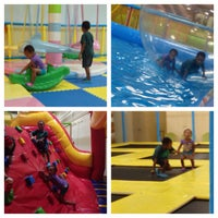 Photo taken at kids planet by TL G. on 6/7/2014