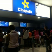 Photo taken at Cinépolis by Luisito P. on 3/24/2013
