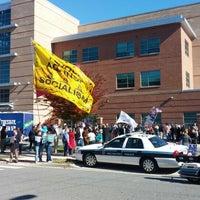 Photo taken at Washington - Lee High School by Jaime W. on 11/3/2013