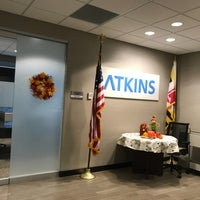 Photo taken at Atkins North America by Steve R. on 9/27/2017