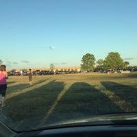 Photo taken at TIA Employee Parking Lot by Steve R. on 4/23/2016