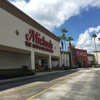 Photo taken at Michaels by Steve R. on 9/24/2016