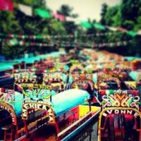 Photo taken at Xochimilco by Richard D. on 12/26/2012