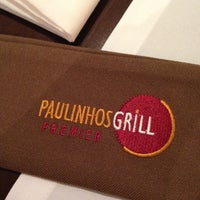 รูปภาพถ่ายที่ Paulinho's Grill โดย Guilherme P. เมื่อ 4/17/2013