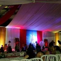 Photo taken at Sede Social Club 12 de Agosto Piribebuy by Daiana F. on 12/12/2015