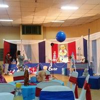 Photo taken at Sede Social Club 12 de Agosto Piribebuy by Daiana F. on 5/28/2016