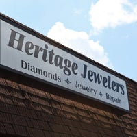 Photo taken at Heritage Jewelers by Heritage Jewelers on 2/19/2015