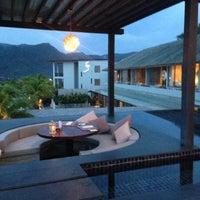 Photo taken at Cape Sienna Phuket Hotel & Villas by Murali G. on 7/5/2013