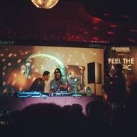 Photo taken at Dim Mak Studios by alice c. on 11/18/2012