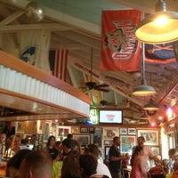 Photo taken at Boatyard Bar & Grill by Jake V. on 7/14/2013