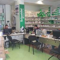 Photo taken at Atak Elektrik Mühendislik Otomasyon San. ve Tic. Ltd. Şti./İZMİR by Koray B. on 4/17/2015