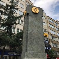 Photo taken at Teşvikiye by Cem T. on 8/23/2017