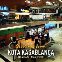 Photo prise au Kota Kasablanka par Beryl Anne T. le1/12/2013