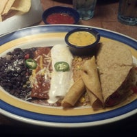 Photo taken at On The Border Mexican Grill & Cantina by Marshall W. on 11/26/2012