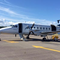 Photo taken at Taupo Airport (TUO) by John S. on 3/20/2015