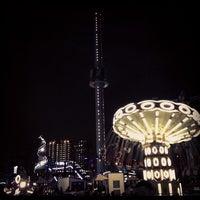 Photo taken at Luna Park by Ben R. on 10/27/2012