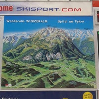 Photo taken at Standseilbahn Wurzeralm Talstation by Alexandra S. on 7/12/2015