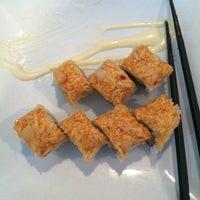 Photo taken at Ahi Sushi by Alexandra W. on 4/24/2014