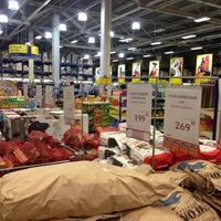 Photo taken at Selgros Cash & Carry by Evgeny P. on 5/5/2013