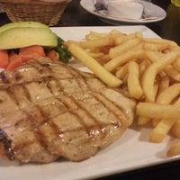 Photo taken at Villa Chicken & Grill by Josefz Y. on 11/11/2012