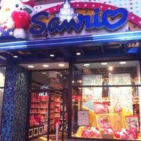 Photo taken at Sanrio by 7056161k0 H. on 4/30/2013