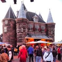 Photo taken at Restaurant Café In de Waag by Patrik S. on 4/27/2013