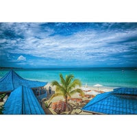 Photo taken at Negril Tree House Resort by Negril J. on 2/20/2015