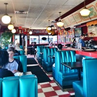 Photo taken at The Bus Terminal Family Restaurant by Dan B. on 5/30/2014