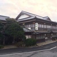 Photo taken at 竹野屋 by Atsushixx on 2/9/2014