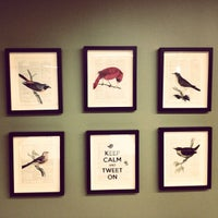 Photo taken at Twitter HQ by Pau T. on 3/6/2013