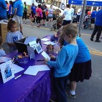Photo taken at March For Babies by Brad K. on 5/4/2014
