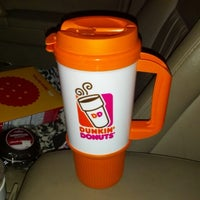 Photo taken at Dunkin' Donuts by Ian H. on 10/21/2012