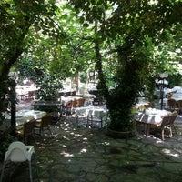 Photo taken at Değirmende Canlı Alabalık Restaurant by Ozgur T. on 5/18/2014