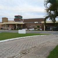 Photo taken at Aeroporto Internacional de Navegantes / Ministro Victor Konder (NVT) by Muriel P. on 12/27/2012