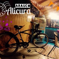 Photo taken at Alicura Café by Guillermo A. on 2/20/2015