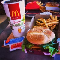 Photo taken at McDonald's by Anthony B. on 4/27/2014