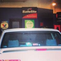 Photo taken at Safelite AutoGlass by Anthony B. on 3/22/2014