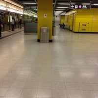 Photo taken at MTR Yau Tong Station by Avis L. on 1/12/2013