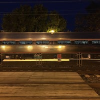 Photo taken at SEPTA/Amtrak: Ardmore Station by Jim S. on 10/14/2016
