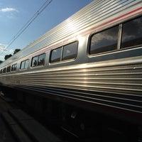 Photo taken at SEPTA/Amtrak: Ardmore Station by Jim S. on 7/16/2015